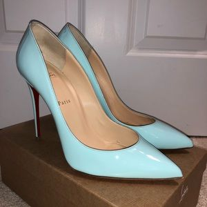 Christian Louboutin, 41, Pigalle Follies 100 mm